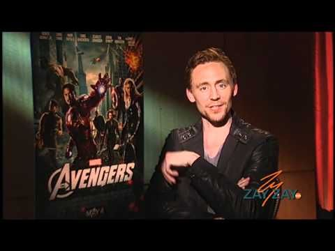 The Avenger's Tom Hiddleston Sings Will Smith's Miami - Someone needs to clone this guy so we can all take one home