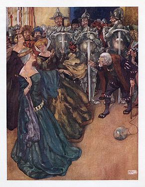 """William Russell Flint - """"I can tell a woman's age in half a minute—and I do!"""""""