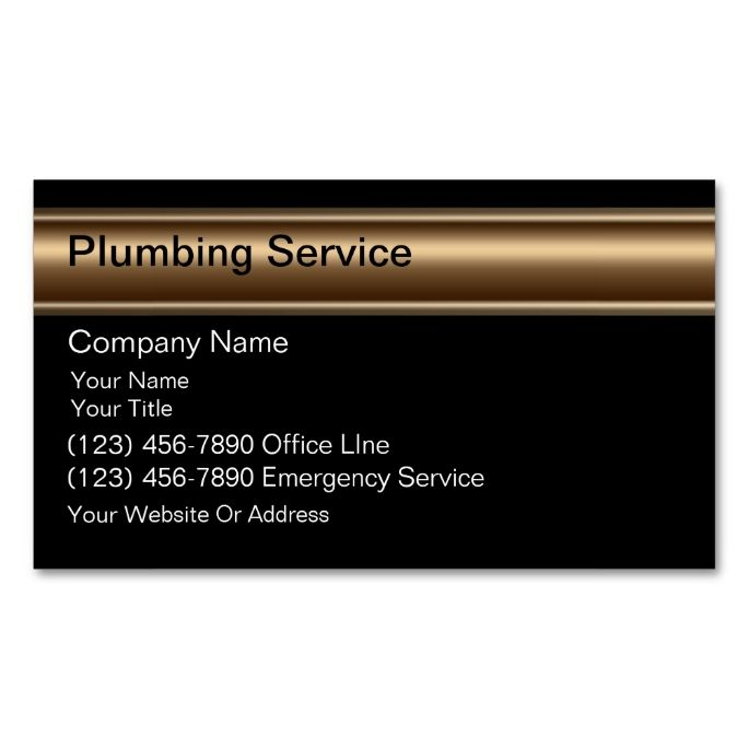 2033 best plumbing plumber business cards images on pinterest name 2033 best plumbing plumber business cards images on pinterest name cards business cards and carte de visite cheaphphosting Images