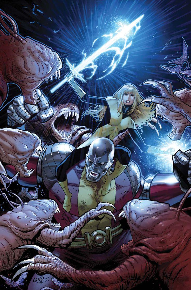 Greg Land - X-Men