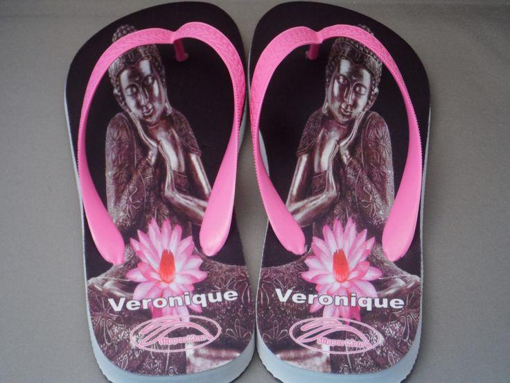 Buda flip-flop for Veronique