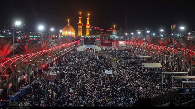 Millions of pilgrims from across the world are in Iraq's holy city of Karbala to pay tribute to Imam Hussein, 40 days after his martyrdom anniversary.