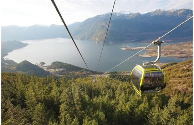 Squamish makes New York Times' list of 'must-visit' locales (with video)