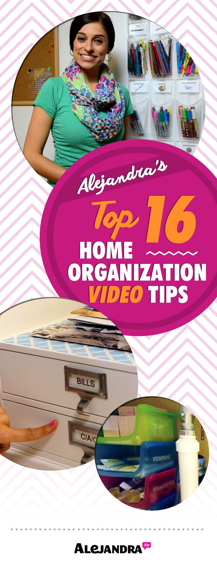 254 Best Home Organizing Videos Images On Pinterest