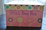 20 Month Old Busy Box