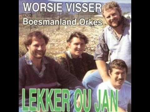 Worsie Visser - Wil Jy Dans Carina