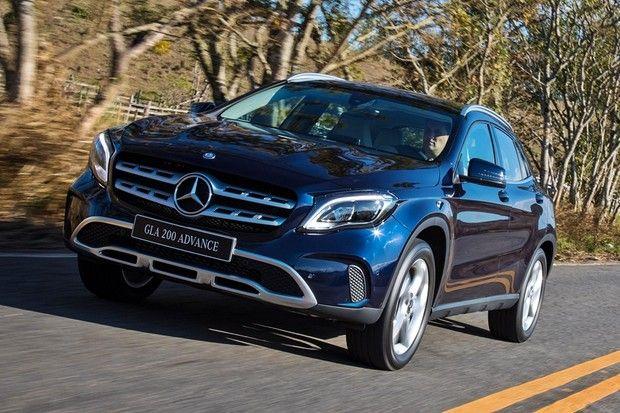 Teste Mercedes Benz Gla 200 Advance 1 6 Turbo Flex Mercedes