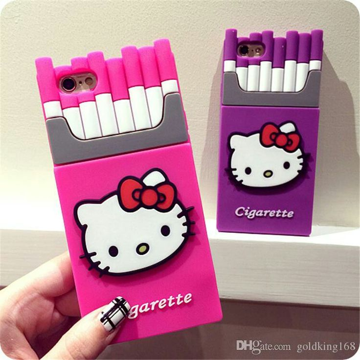 Funda Hello Kitty Tabacos