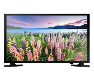 Telewizor LED Samsung UE40J5200 w Ole Ole! Matryca: 40 cali, Full HD, 1920 x 1080, Odświeżanie: Picture Quality Index 200, Pozostałe funkcje i parametry: Internet, Wi-Fi, DLNA, USB - multimedia, PiP - 1 tuner, HDMI x2, USB x1... Zobacz Telewizory LED, 3D, OLED, UHD 4K w Ole Ole!