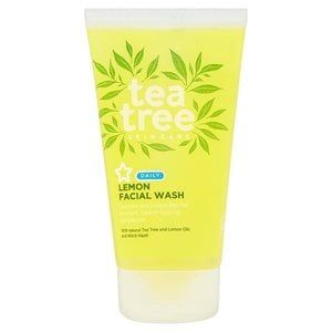 Superdrug Tea Tree Lemon Facial Wash
