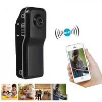 Wish | Mini DV WIFI Wireless Spy Cam Remote Surveillance Security Micro IP Camera