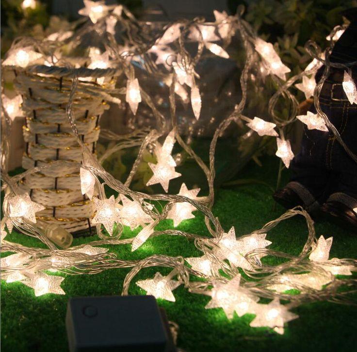 Купить товар4 М 40 СВЕТОДИОДНЫЕ Фея Рождественские Огни Батареи пятиконечная Звезда света шнура СИД для Свадьбы Рождество Партии наружного и Внутреннего использования в категории Светодиодные кабелина AliExpress. 4 М 40 СВЕТОДИОДНЫЕ Фея Рождественские Огни Батареи пятиконечная Звезда света шнура СИД для Свадьбы Рождество Партии наружного и Внутреннего использования