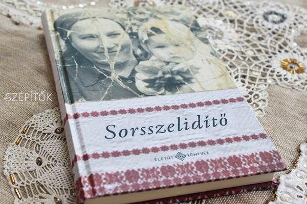 Bemutatjuk a Sorsszelidítőt! Egy élet, egy kész regény. Mélyinterjúk alapján családtagok, barátok számára születnek az Életút Könyvek
