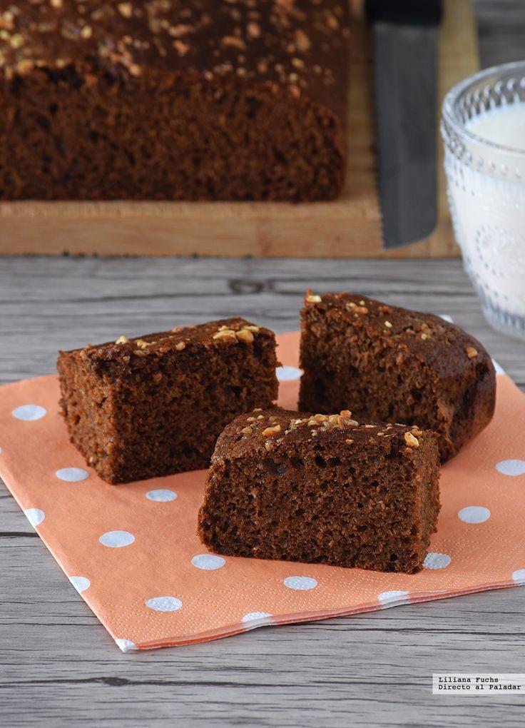 Te explicamos paso a paso, de manera sencilla, la elaboración del postre gingerbread o pan de jengibre. Ingredientes, tiempo de elaboración