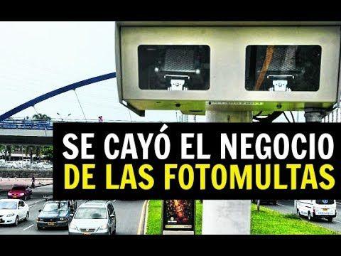 ATENCIÓN!! SE ACABÓ EL NEGOCIO DE LAS FOTOMULTAS - VAMOS A COMPARTIRLO