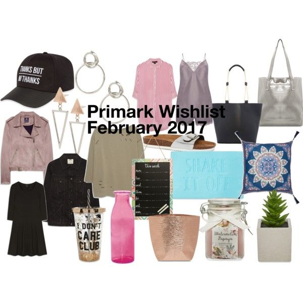 A fashion look from February 2017