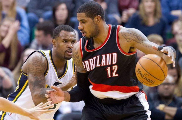 NBA Betting, Free Picks, TV Schedule, Vegas Odds, Portland Trail Blazers at Utah Jazz, Nov 4th 2015