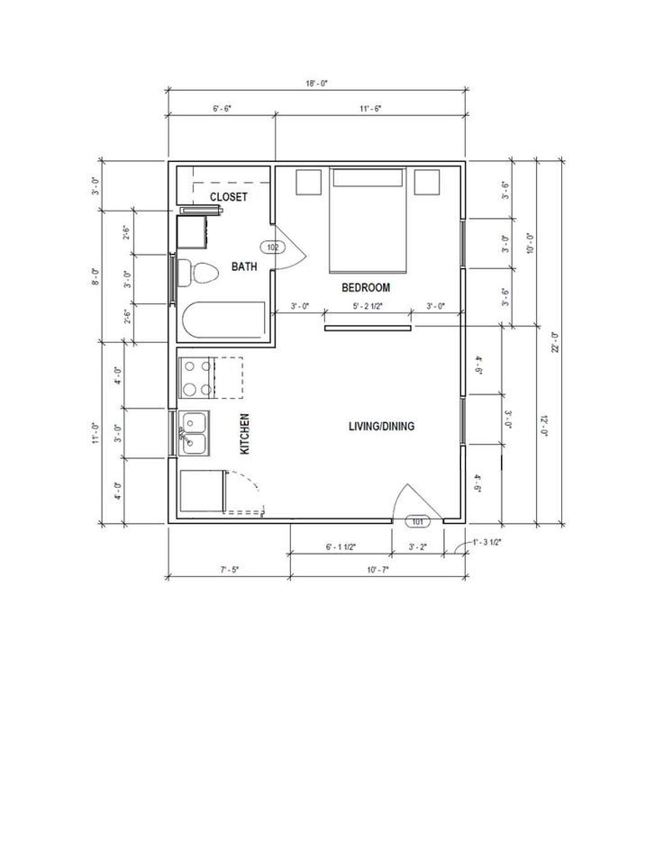 396 Sqft Garage Conversion Imgur House Plans Fifth Wheel Toy Hauler Floor Plans Garage Floor Plans Garage Apartment Floor Plans Garage Guest House