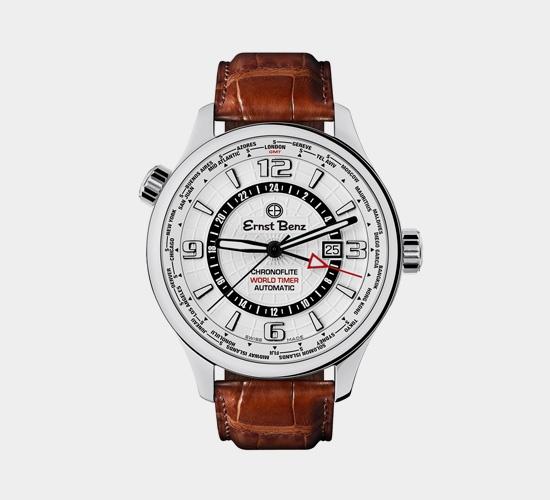 Ernst Benz ChronoFlite World Timer