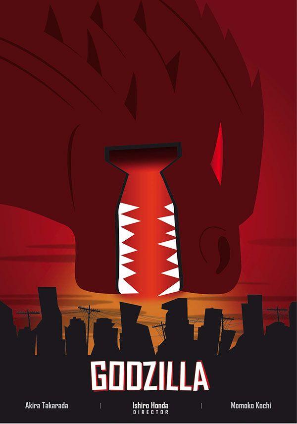 Afiche de pelicula: Godzilla (1954)