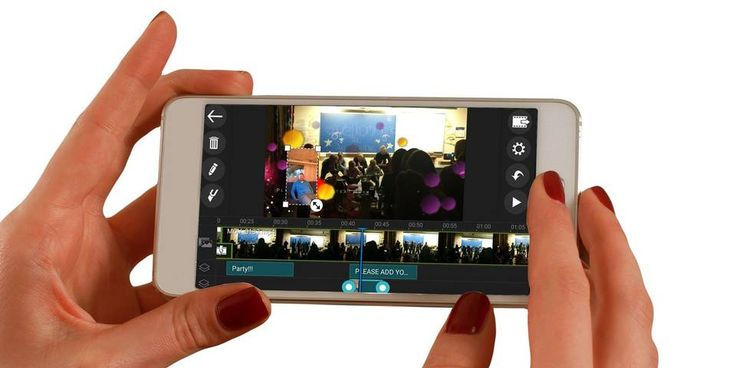 5 Android-apper for videoredigering på mobilen.
