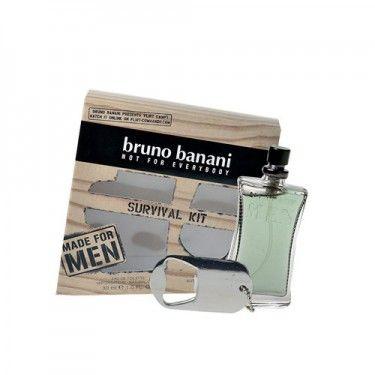 BRUNO BANANI MADE FOR MEN  Marca: Bruno Banani Codice Prodotto: Eau de Toilette Punti Fedeltà: 24 Disponibilità: In magazzino