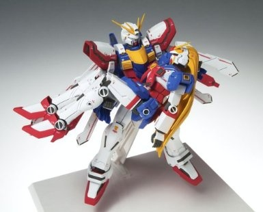 Amazon.com: GUNDAM FIX FIGURATION : #0029 God Gundam & Nobel Gundam: Toys & Games