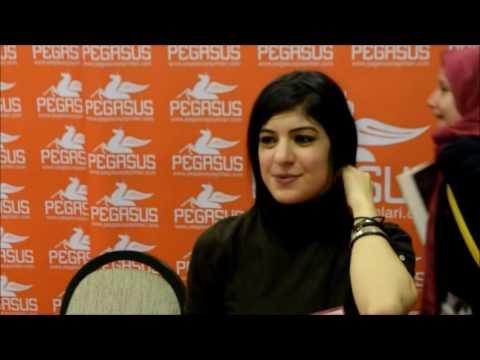 Öznur Yıldırım İmza Günü & 35. Uluslararası İstanbul Kitap Fuarı