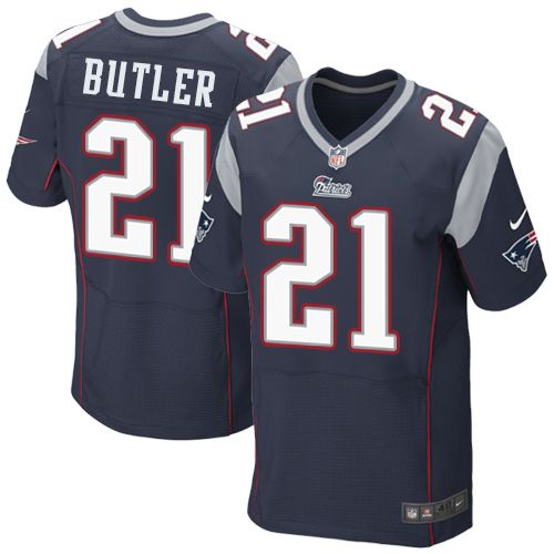 new england patriots malcolm butler blue elite jersey. find this pin and more on super bowl xlix