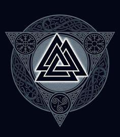 Oltre 25 fantastiche idee su tattoo di rune su pinterest - Symbole viking tatouage ...
