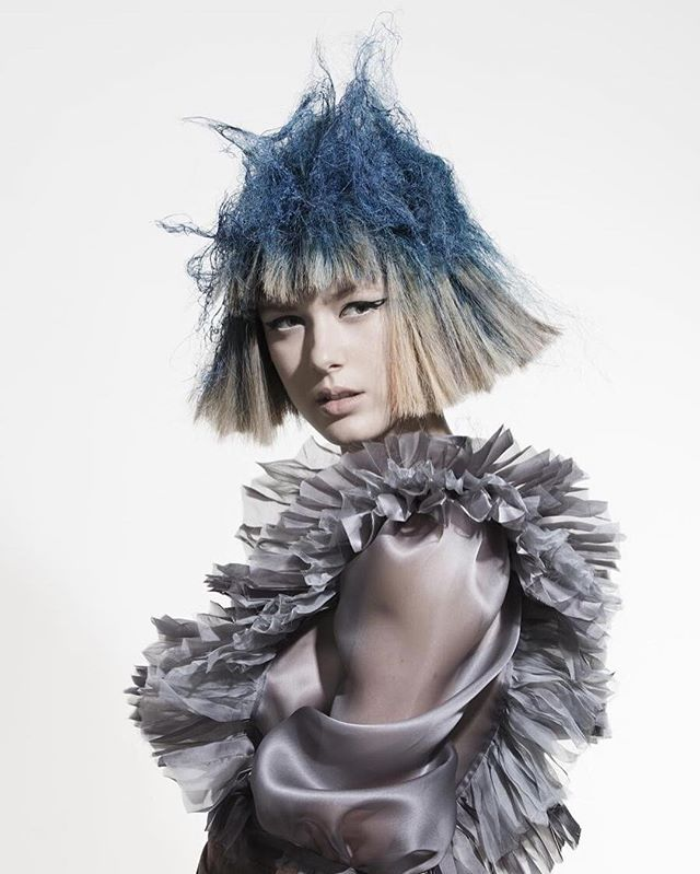 Premios Figaro 2016 Collection of the best Avant-Garde Of the Year @toniandguyspain #avantgarde #clubfigaro #spain #share #and #followme #theopenhair #creative #haircut #hairoftheday