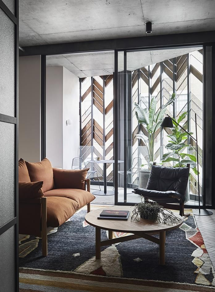 Paramount House Hotel Sydney Australia Interior Interior