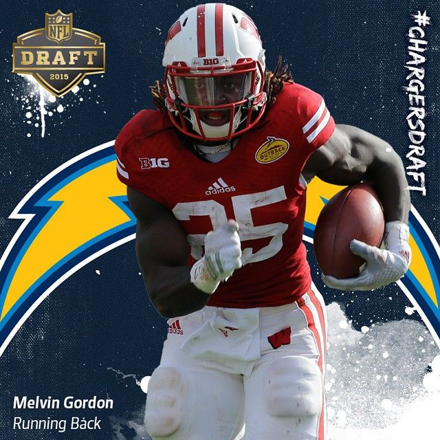 Melvin Gordon San Diego Chargers Los Angeles Chargers San