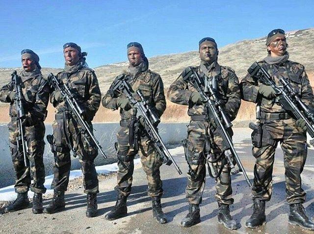Turkey special Operation Police-PÖH-(Sniper)