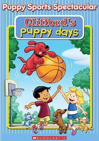Clifford's Puppy Days: Puppy Sports