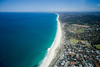 Perth Coastline, Western Australia