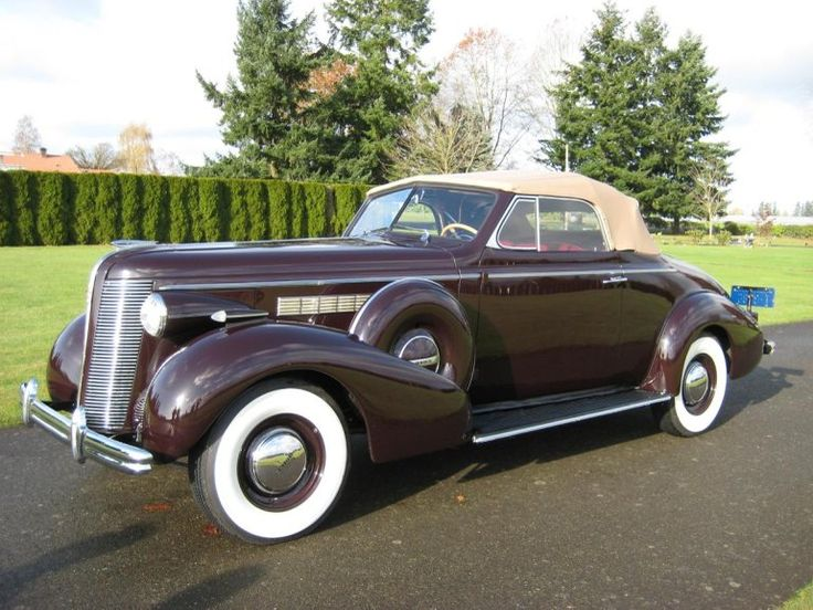 1937 Buick Century Convertible Coupe for sale #1731426 ...
