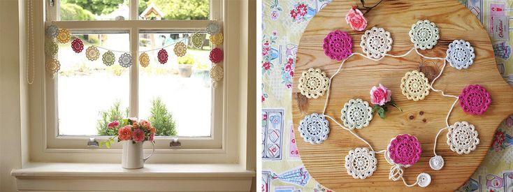 Весеннее украшение окна
