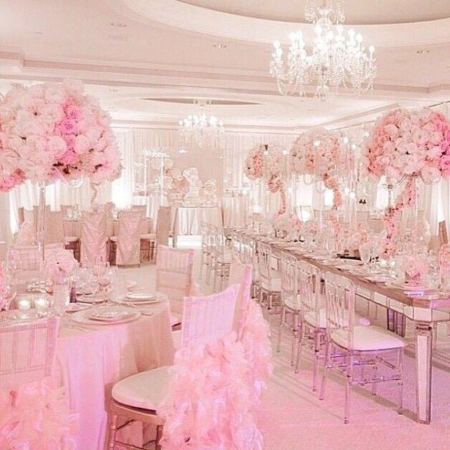Pink Wedding Centerpiece Ideas: 11033 Best Glamour -N- Luxury Wedding Centerpieces Images