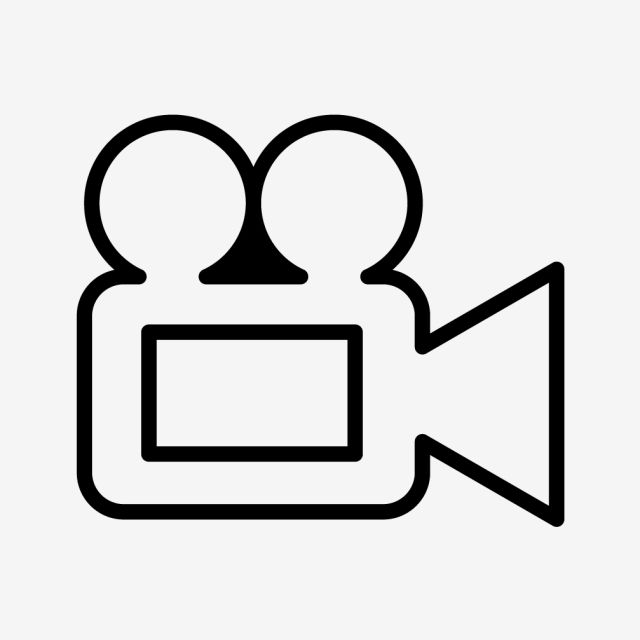 Vector Video Camera Icon Camera Icons Video Icons Video Icon Png And Vector With Transparent Background For Free Download Camera Icon Baby Cartoon Drawing Earn Money From Home