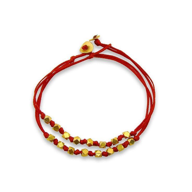 Thai Faceted Cluster Bracelet - Adorable Adornments