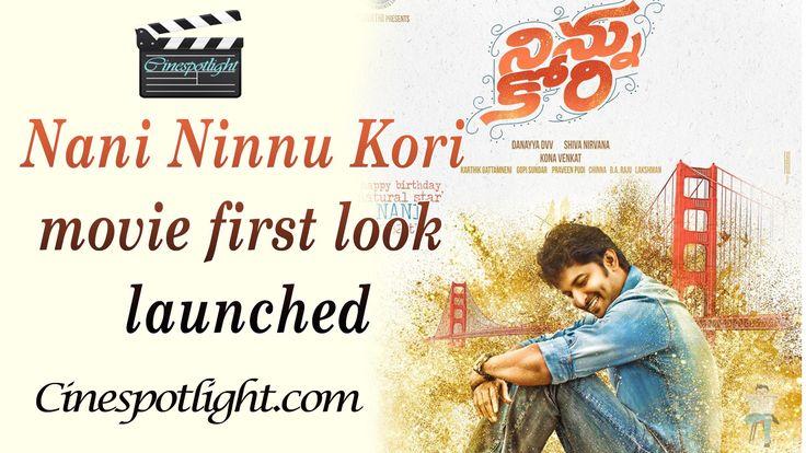 Ninnu Kori Teaser | Latest Telugu Movie Trailers 2017 | Nani, Nivetha Thomas | Ninnu Kori Movie Trailer HD Download https://youtu.be/Ia6EXfqKiV4