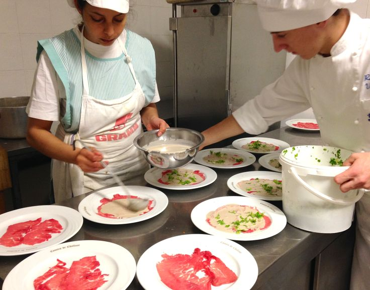 Carpaccio alla gressonara by www.ristorantedeiconti.it #vda