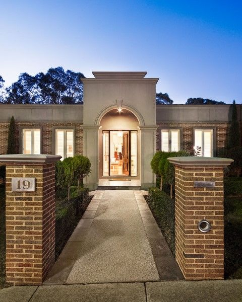 French Provincial Home Builders Melbourne | C&J Designer Homes | C&J Designer Homes