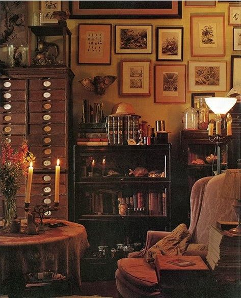 La Maison Boheme: Organized Chaos; scan from interior alchemy