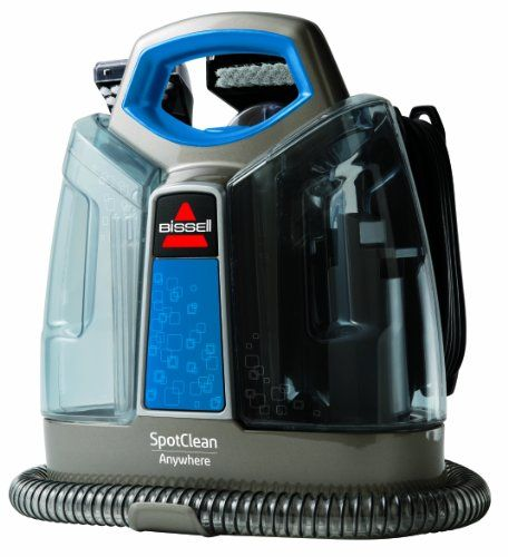 BISSELL SpotClean Anywhere Portable Carpet Cleaner, 97491 //Price: $139.00 & FREE Shipping //     #hashtag4