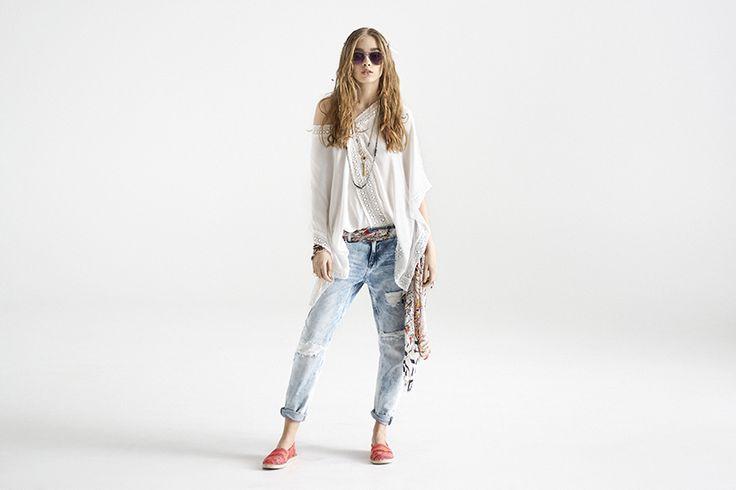 Reserved Festival 2016 #summer#festival#coachella#ethno#white#shirt#jeans