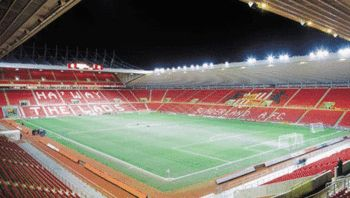 Stadium of Light: Sunderland, England.  Facebook: facebook.com/FloridaYouthSoccer  Twitter: @FYSASoccer  Website: www.fysa.com