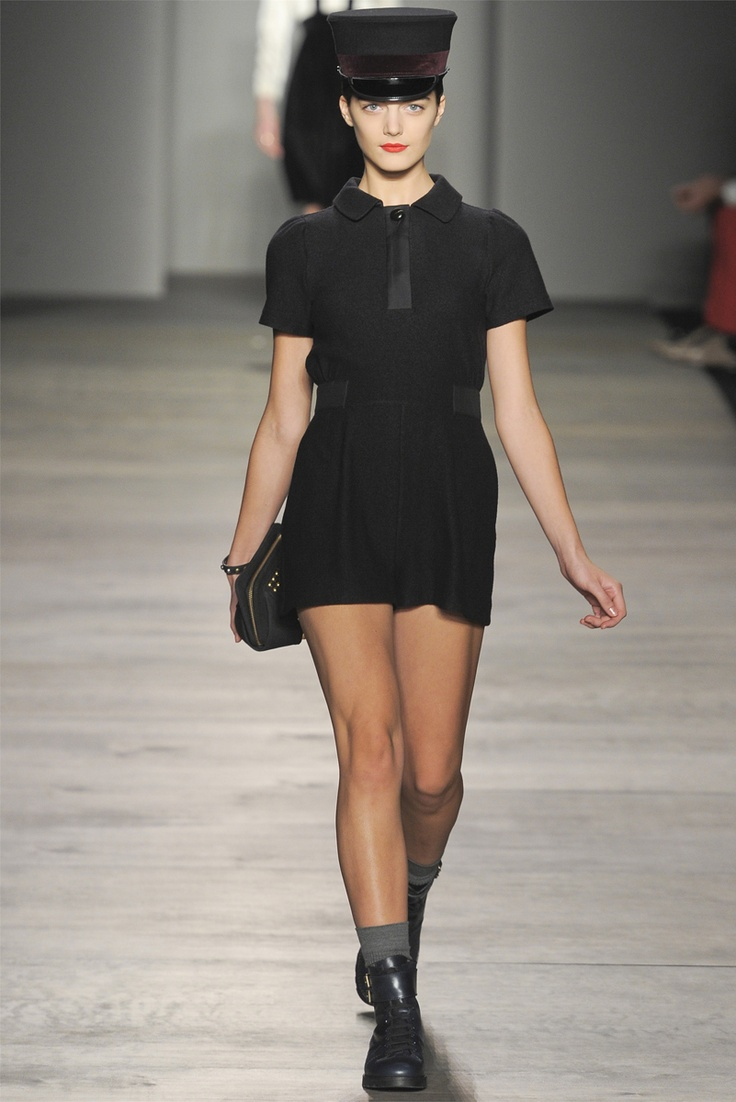 Katryn Kruger at the NYFW