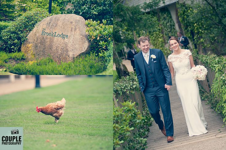 Details of Brooklodge. Wedding photography at The Brooklodge Hotel by Couple Photography.